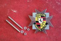 Porsche Owners Club Badge