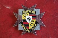 Porsche Owners Club Badge