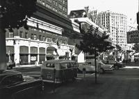 Standard Microbus on the street