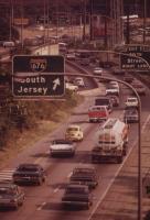 Vintage highway scenese