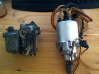 Military 1500cc Distributor + Carburetor