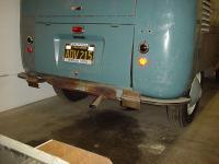 Need an OG paint rear bumper...