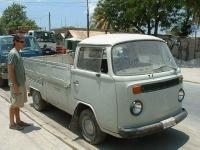 1984 Brazilian Bay Single Cab