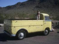 My 1961 single cab with its prior owner