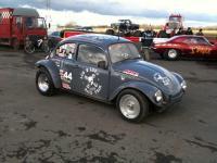 My new race car - the start...