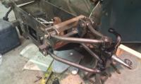 a-arm suspension