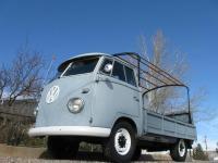 El Burrito, 1961 single cab, double treasure chest doors