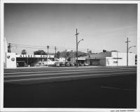 Allred Volkswagen Glendale California probably late 1950's