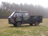 1986 Bundeswehr Doka 1.6D 2WD Transporter