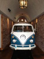 VW Bus Wedding Event