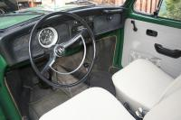 71 Super Beetle Interior