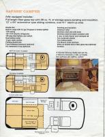 Safare' Sales Brochure