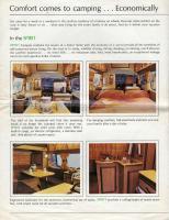 Spirit Camper Brochure