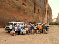 Syncro Safari, Canyon de Chelly '12 Photos