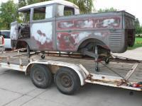 1961 Double Cab Total Restoration