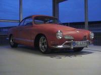 71 Karmann Ghia
