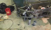 a arm suspension