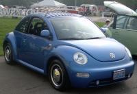 My retro Themed New Beetle
