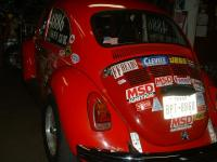 1969 Beetle, Ex-race car
