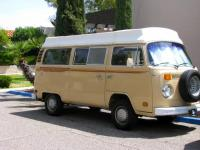 79' VW Rivera Camper Bus