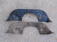 72-73 engine tin (breast plate)
