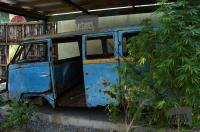 Bob marley's bus