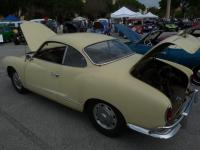 Unmolested Ghia