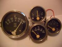 early vdo gauges!