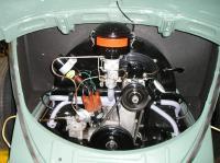 October 1956 engine.