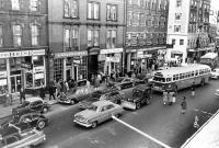 Massachusetts Avenue, Boston vintage photo