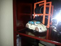 Our newest  (VW) toy  display cabinet