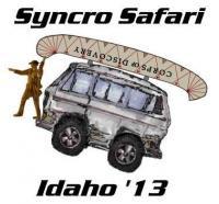 Syncro Safari, Idaho '13 Logo