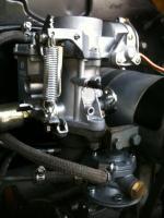 VW Thing Manifold blocked EGR Valve