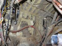 Vanagon Aux Tank Install