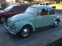 FOUND - 1966 Beetle Stolen from Ontario, CA