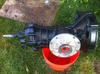 Rebuilt tranny, redline gear oil