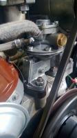 Oil Leak at Fuel Pump