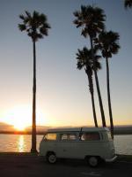 Sunset Bay Window