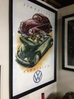 50's Dealership Posters