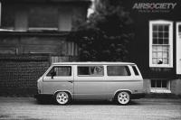 Lowered vanagon air bags
