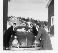 Sudbury, Ontario Canada 1960