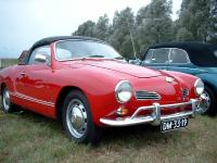 Red karmann