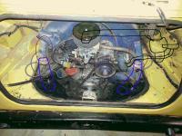 Engine bay 2013-04-10
