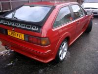 Scirocco Scala G399 WVL stolen from Sheffield, UK