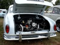 Engine karmann ghia