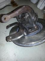 homemade disc brakes