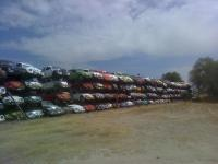 Mexican Beetles junkyard, 2013