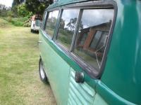 52 Green Barndoor