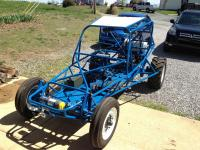 NickG's 2013 buggy facelift after paint...