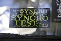 Syncrofest Sticker